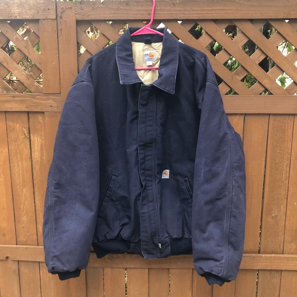 484b0187b6f8 Carhartt Other - Carhartt Fire Resistant Jacket